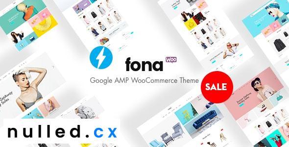 Fona v2.0.2 – Responsive Elementor WooCommerce Theme